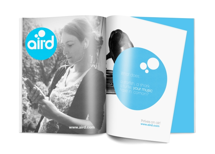 aird magazine