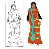 indian-lady