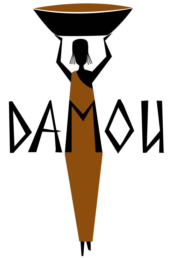 Damou logo