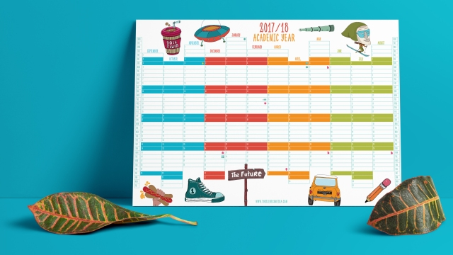 wallplanner plain